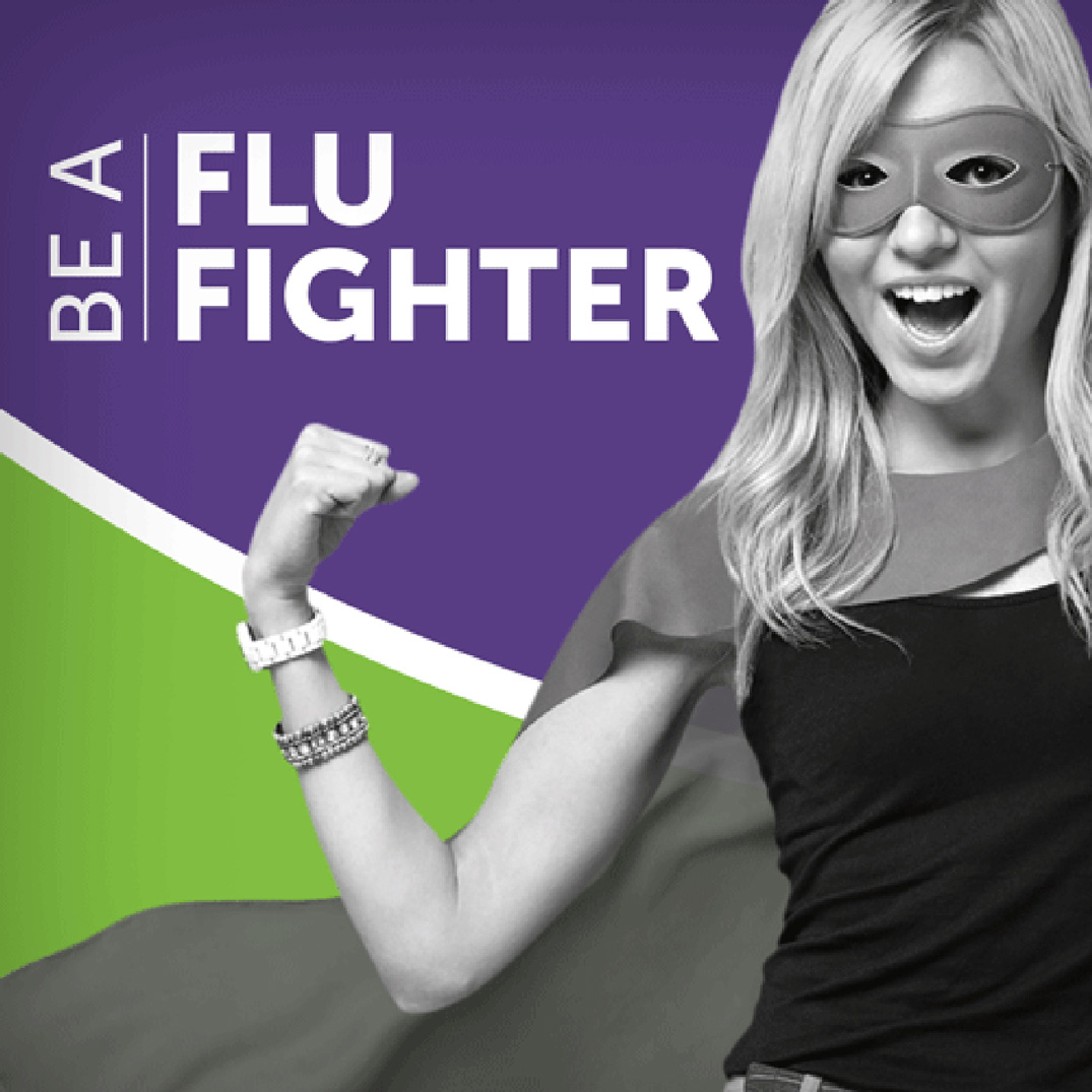 Be a Flue Fighter